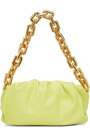 Bottega Veneta Green 'The Chain Pouch' Clutch