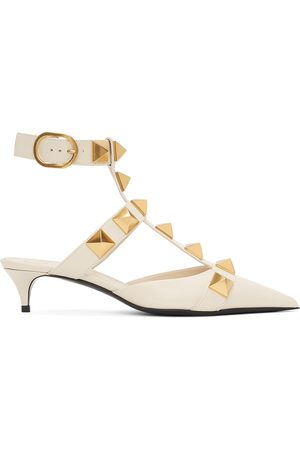 Valentino Garavani Medium Roman Stud Heels