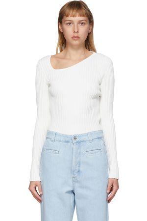 Loewe Asymmetric Collar Sweater