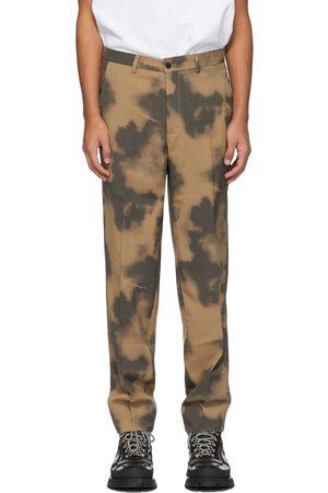 Schnayderman's Tan & Wool Trousers