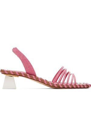 Jacquemus 'Les Sandales Valerie' Heeled Sandals