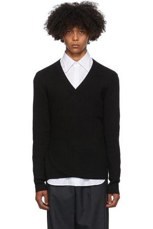 Dries Van Noten Slim V-Neck Sweater