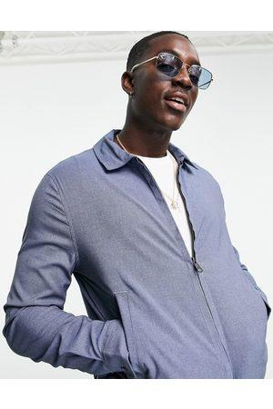 ASOS Co-ord smart harrington jacket in denim