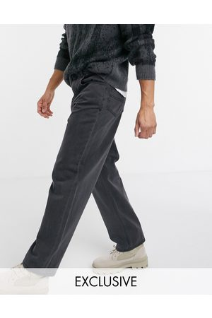 Reclaimed Vintage Men Straight - Inspired 90's baggy jean in washed