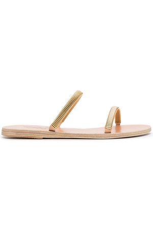 Ancient Greek Sandals Saita chain-detail flat sandals