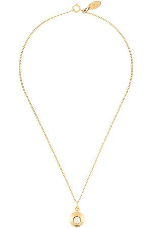 CHANEL Women Necklaces - Rhinestone pendant necklace