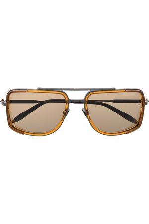 Akoni Stargazer aviator-frame sunglasses