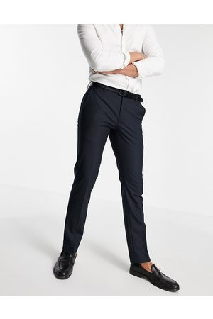 French Connection Skinny fit trousers-Navy