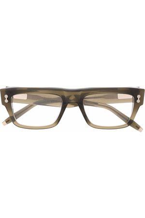 Akoni Leo square-frame glasses