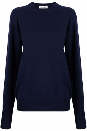 Jil Sander Women Long Sleeve - Long-sleeve cashmere jumper