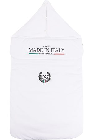 Dolce & Gabbana DNA Italy print sleeping nest