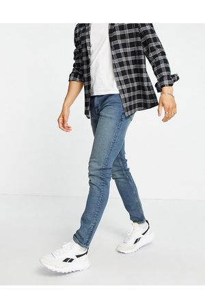 ASOS Skinny jeans in dark wash with tint