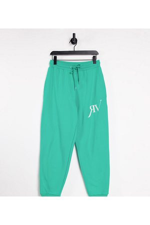 Reclaimed Vintage Inspired logo unisex joggers in