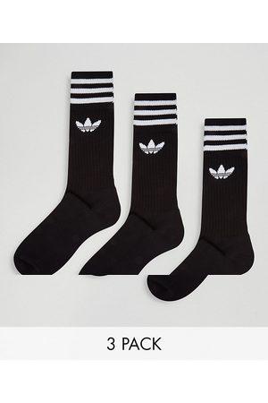 adidas Adicolor Trefoil 3 pack socks