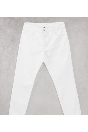 Reclaimed Vintage Inspired the 89' tapered jean in optic