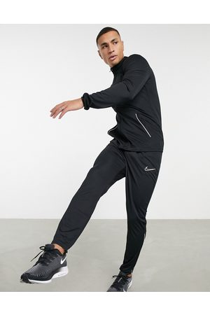 Nike Academy tracksuit in and white