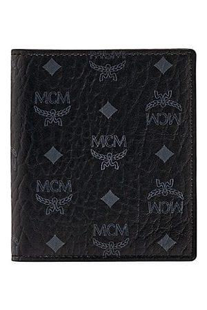 MCM Women Handbags - Mini Visetos Original Card Case