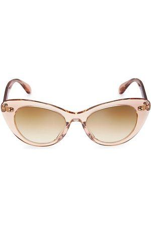 Oliver Peoples Sunglasses - Rishell 51MM Cat Eye Sunglasses