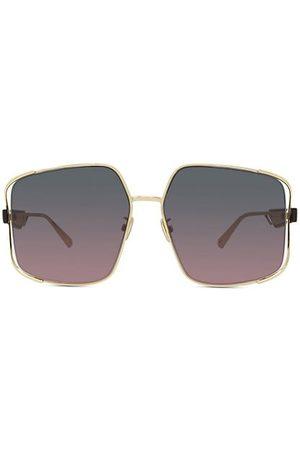Dior Archi 61MM Square Sunglasses