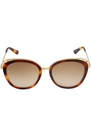 Cartier Sunglasses - 55MM Cat Eye Sunglasses