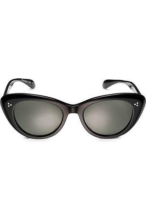 Oliver Peoples Rishell 51MM Cat Eye Sunglasses