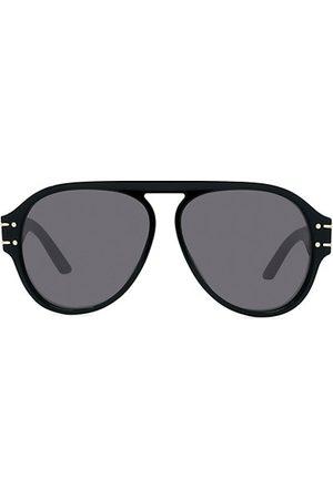 Dior Women Sunglasses - Signature A1U 58MM Pilot Sunglasses