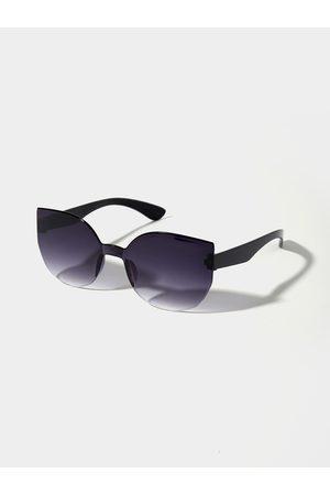YOINS 1pc Frame Rimless Sunglasses