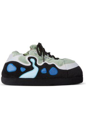 Happy99 SSENSE Exclusive Kids Multicolor Happy Slippers Sneakers
