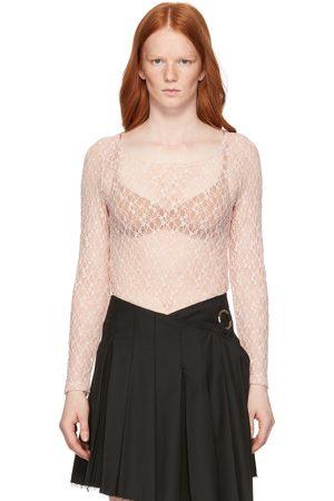 Rokh Lace Long Sleeve T-Shirt
