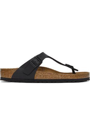 Men Sandals - Birkenstock Birko-Flor Gizeh Sandals