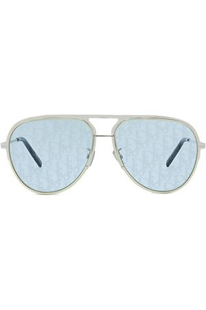 Dior Essential 60MM Mirrored Pilot Sugnlasses