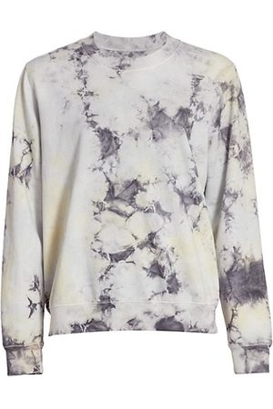 RAQUEL ALLEGRA Perfect Tie-Dye Sweatshirt