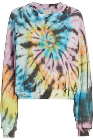Electric & Rose Farrow Tie-Dye Pullover