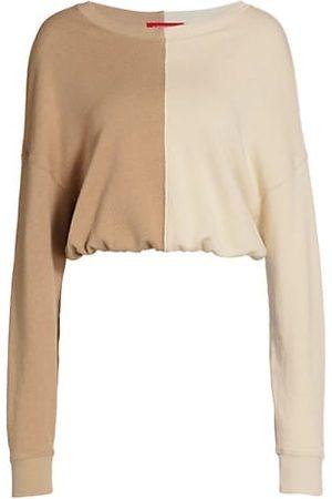 N:philanthropy Ronan Colorblocked Sweatshirt