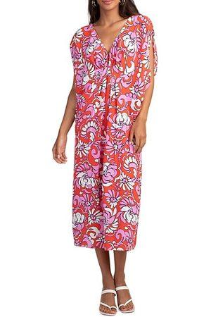 Trina Turk Women Maxi Dresses - Sun Sational Caftan Maxi Dress