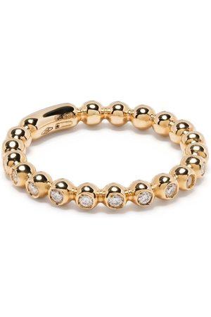 Pragnell Women Rings - 18kt yellow Bohemia diamond ring