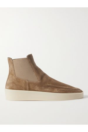 FEAR OF GOD Men Boots - Suede Chelsea Boots