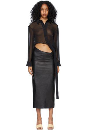 Christopher Esber Connected Shirt-To-Skirt Dress