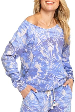 SOL ANGELES Women Jumpers - Fern-Print Sweatshirt