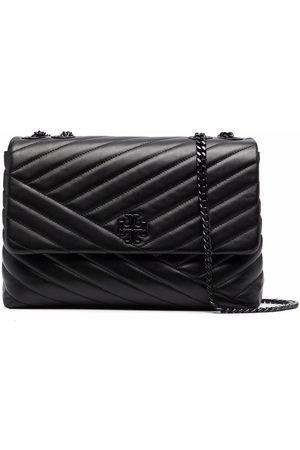 Tory Burch Women Shoulder Bags - Kira chevron convertible shoulder bag