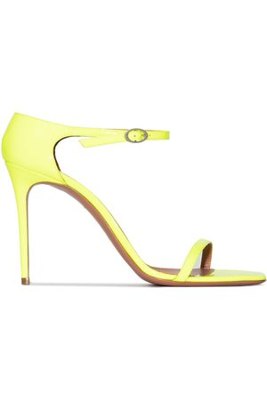 Amina Muaddi Zoe 95mm stiletto sandals