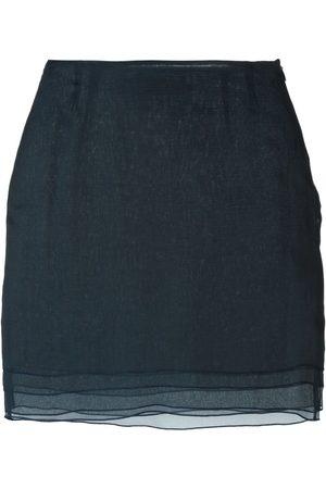 ROMEO GIGLI Layered mini skirt
