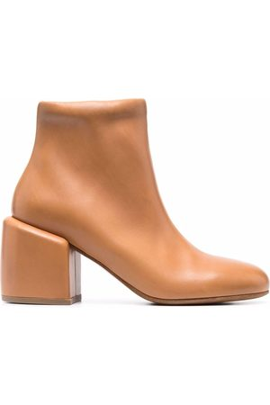 MARSÈLL Tondino 100mm ankle boots