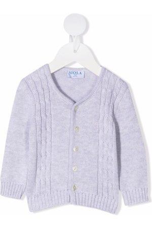 SIOLA Baby Cardigans - Manuel knitted cardigan