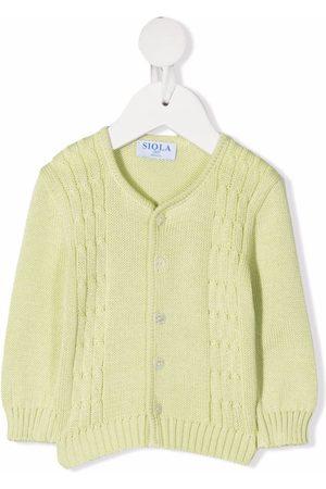 SIOLA Manuel knitted cardigan