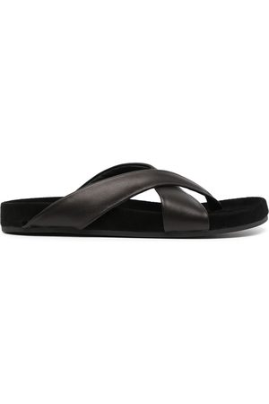 SENSO Dinai leather crossover sandals