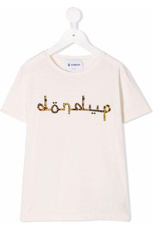Dondup Logo-embellished T-shirt