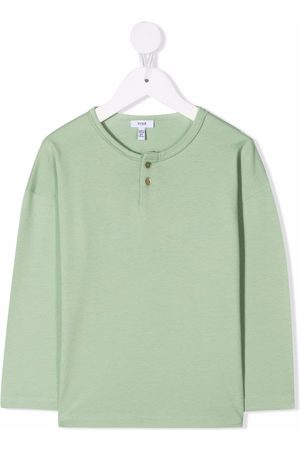 KNOT Elbow patch T-shirt