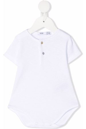 KNOT Baby Short Sleeve - Short sleeve jersey bodysuit