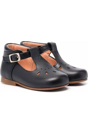 CLARYS Mary Jane buckle boots